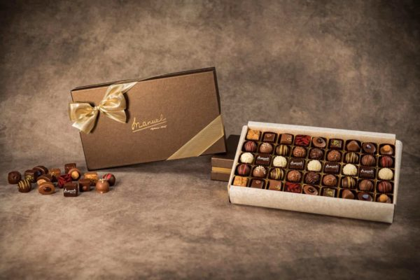 Boite-Gorge-Saigon-Pralinés-Truffes-Chocolats-MANUEL